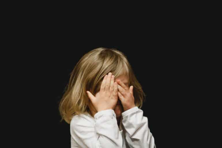 Что делать, если ребенок пяти лет врет?
