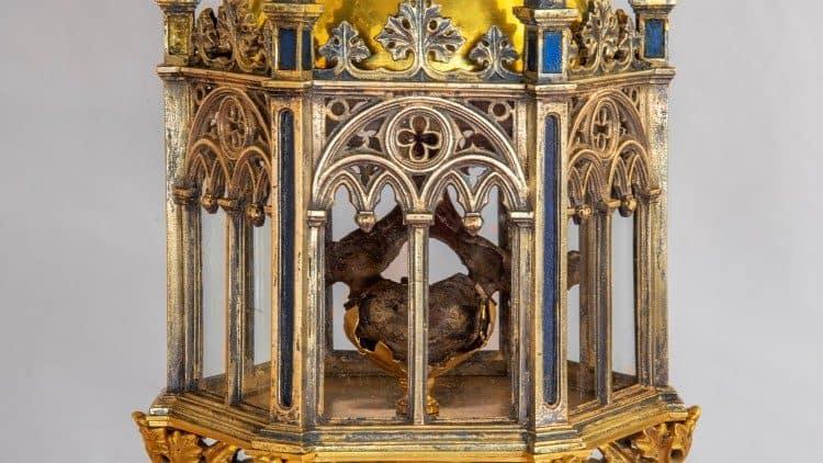 Во Флоренции обнаружили частицу мощей святого Иоанна Предтечи