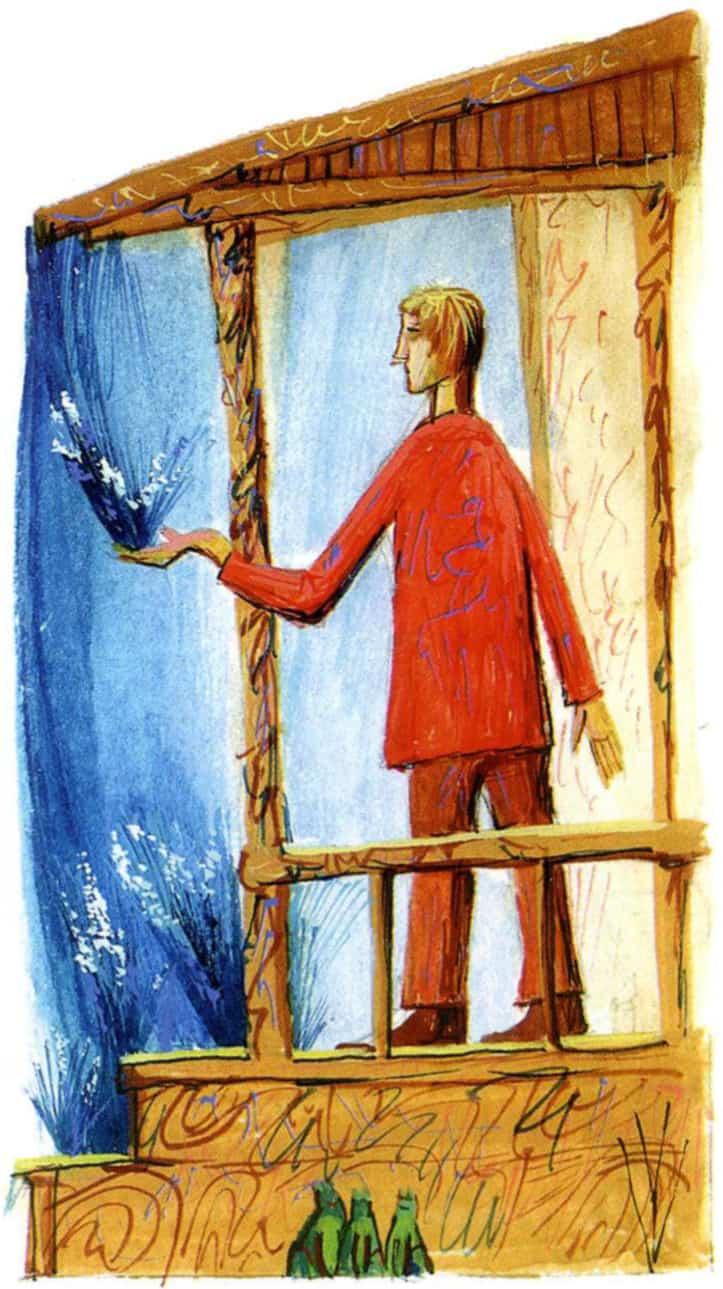 ФРЕСКИ. Часть II. Маленькие истории и стихотворения в прозе