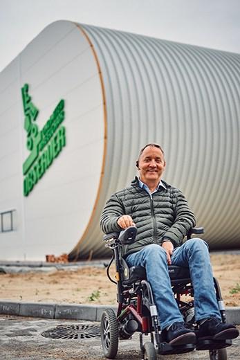 «Я умер. А потом получил еще одну жизнь. Как бонус» — невероятная история парализованного человека, который смог стать счастливым