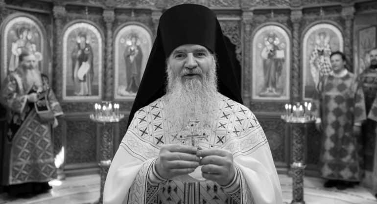 Патриарх Кирилл скорбит в связи с кончиной архимандрита Мефодия (Петрова)