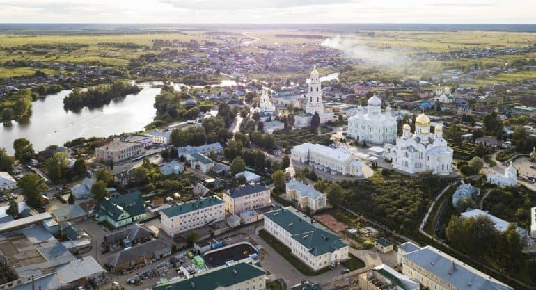 Патриарх Кирилл отметил значение Нижегородской земли как места подвига целого сонма святых