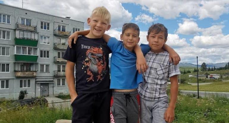 В Башкирии трое пятиклассников спасли тонувшего мальчика
