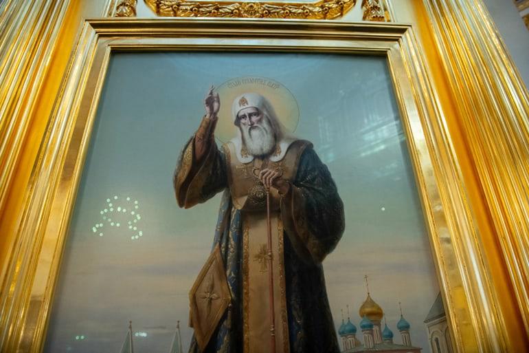 Патриарх Кирилл освятил в столице Татарстана восстановленный Казанский собор