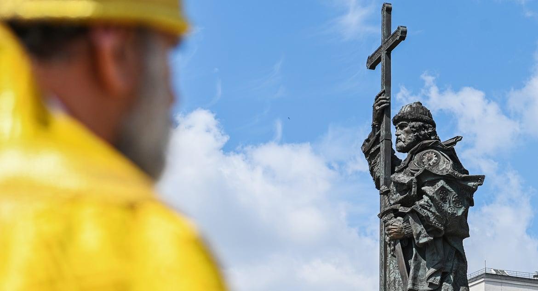 Празднование Крещения Руси – не дань моде, а демонстрация верности христианским ценностям, – Владимир Легойда