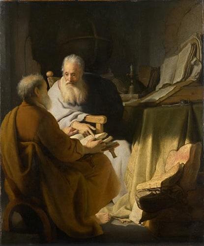 Говорят, апостолы Петр и Павел конфликтовали. Так ли это?