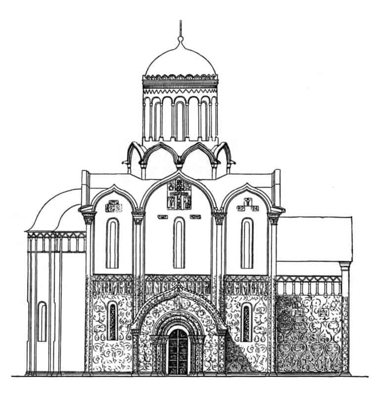 Собор Георгия Победоносца в Юрьеве-Польском