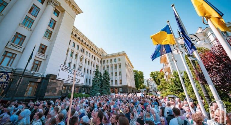 К приезду патриарха Варфоломея на Украину риторика раскольников может обостриться, считают в Церкви