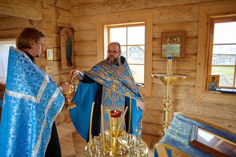 На средства семьи тренера Сергея Семака построили храм на родине Иоанна Кронштадтского