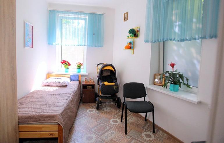 При одесском монастыре открыли приют для жертв домашнего насилия