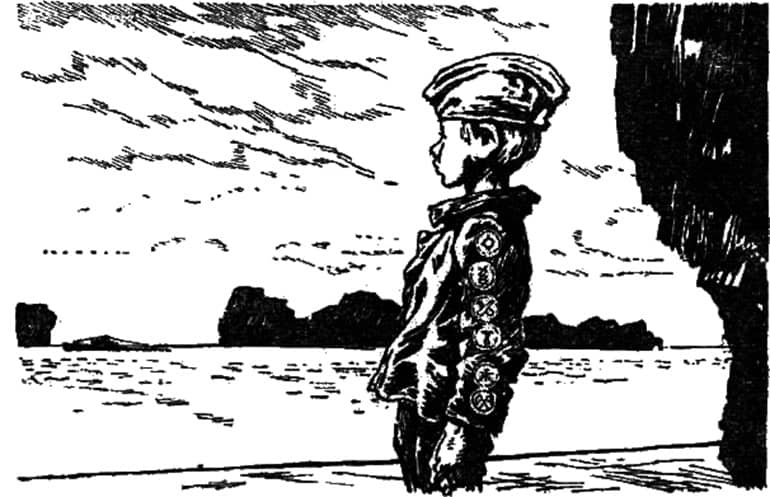 Рассказы о войне для детей 9 лет