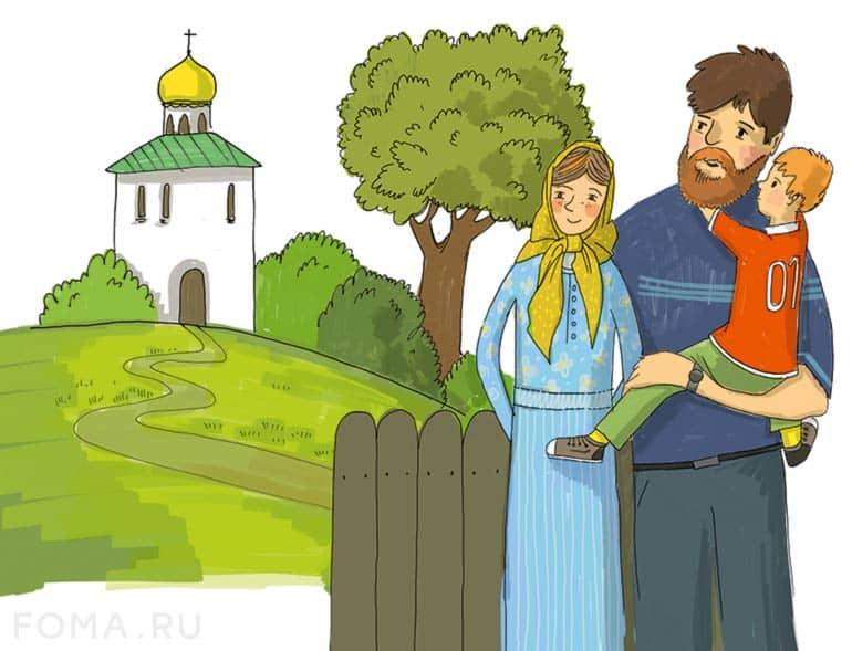 В какой храм ходил Иисус? Рассказ для детей