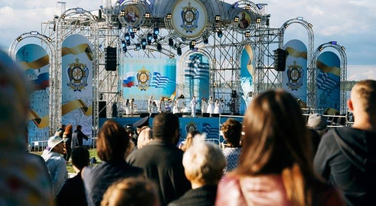 Юбилеям освобождения Греции и канонизации Федора Ушакова посвятят российско-греческий фестиваль