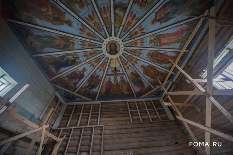 Увидев эти места в Каргополе, вы поймёте, что хотите стать художником