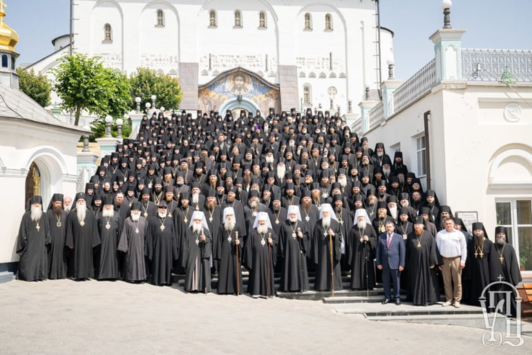 Украинское монашество призвало патриарха Варфоломея задуматься об учиненном расколе и вернуться к канонам