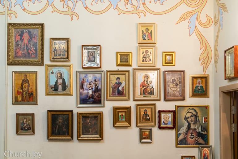 Митрополит Минский Вениамин освятил часовню при Центре детской онкологии Минска