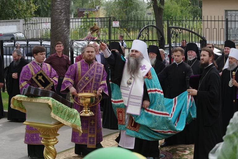 Православный детский сад в честь Серафима Саровского открыли в Нижнем Новгороде