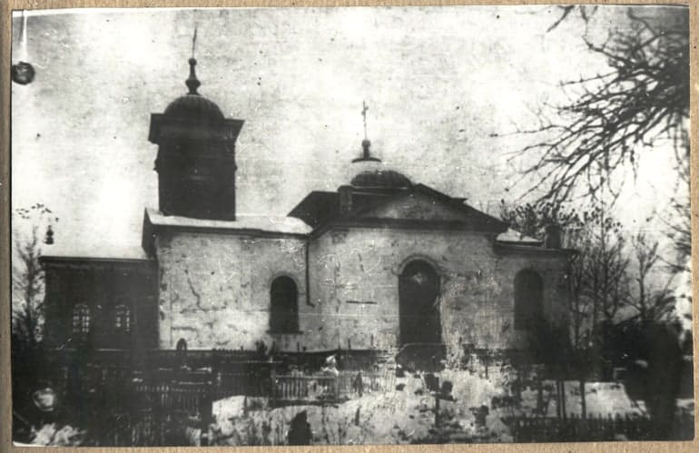 В Сети выложили фото тверского храма, от которого не осталось даже фундамента