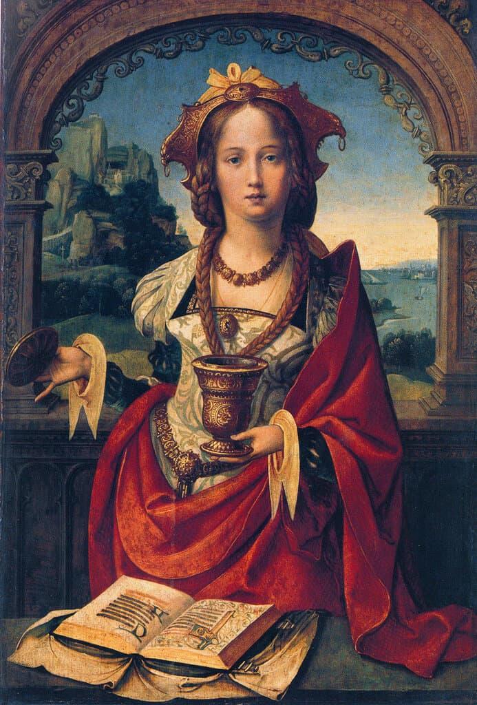 Правда ли, что Мария Магдалина была блудницей, а впоследствии чуть ли не возлюбленной Иисуса Христа?