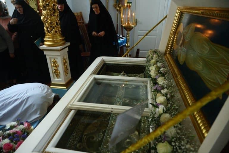 400-летие отметил Свято-Покровский монастырь в Свердловской области