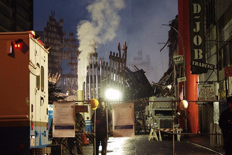 «Этот русский гигант бросился помогать людям из горящих башен-близнецов» — реальная история про 11 сентября 2001 года