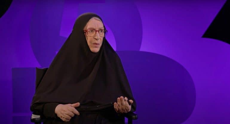 Екатерина Васильева призналась, что уйти в монастырь ей помогла лень