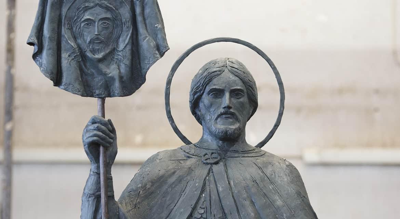 Создается памятник Александру Невскому для подмосковной Давидовой пустыни