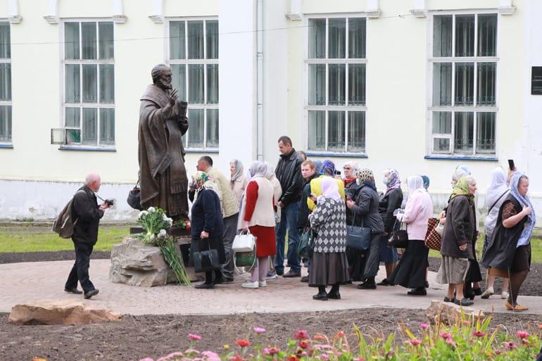 Памятник Николаю Чудотворцу в Болхове напомнит о трех разрушенных храмах