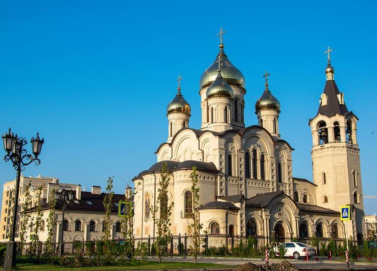 Православную гимназию в честь святого князя Владимира открыли в Ставрополе