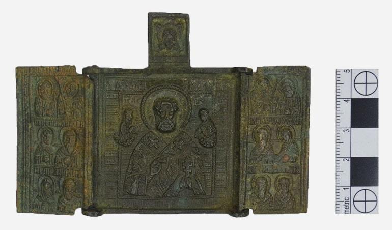 Найдены артефакты, подтверждающие наличие храма в Гончарной слободе Москвы