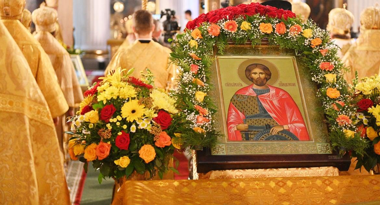 Александр Невский – великий пример того, как власть и святость соединяются в одной личности, – патриарх Кирилл