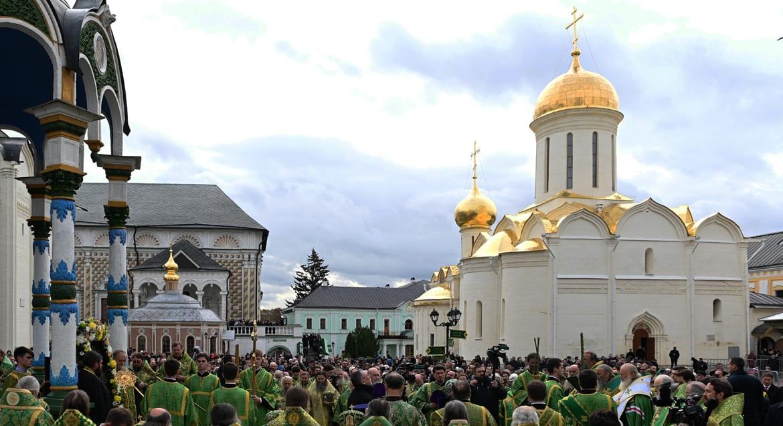 В Ростове-на-Дону планируют возвести точную копию собора Троице-Сергиевой лавры