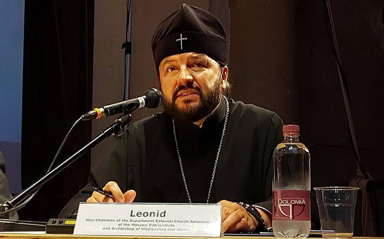 Представитель Русской Церкви на форуме G20 вступился за верующих Африки и Украины