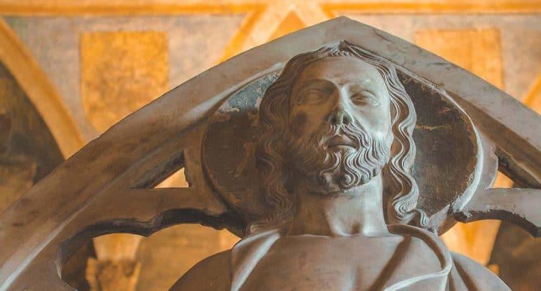 Христос воплотился в человека, то есть на Нем был первородный грех?