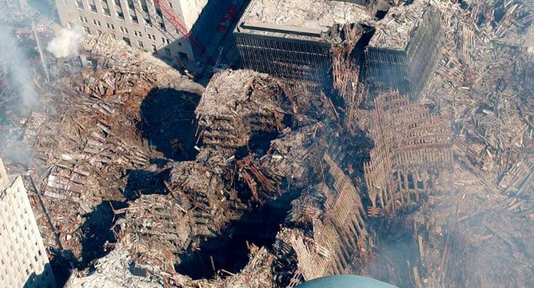 «Матушка вбежала в храм и сказала, что произошло нечто ужасное» — настоятель храма рядом с Пентагоном вспоминает 11 сент...