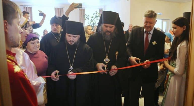 Первый хабаровский духовно-просветительский центр открыли в поселке Ванино