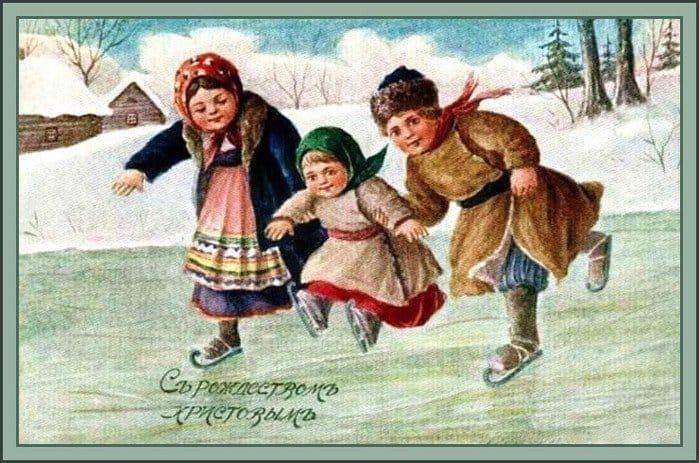 Поздравление с рождеством у православных