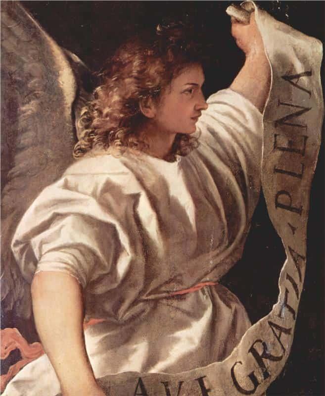 Тициан: Воскресение Христово. Полиптих.