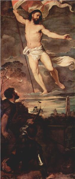 Тициан: Воскресение Христово