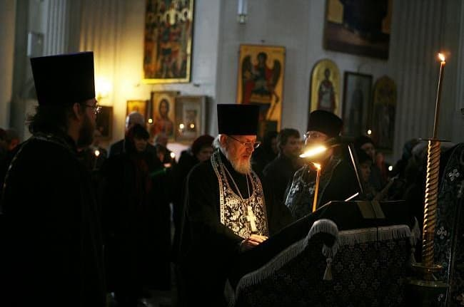 О каноне Андрея Критского