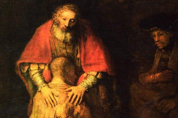 «Возвращение блудного сына»— почему картина Рембрандта никого неоставляет равнодушным?