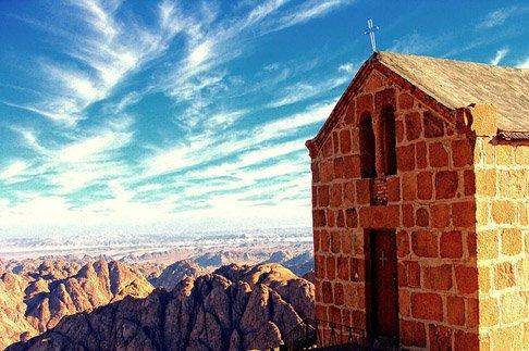 Восхождение на Синай