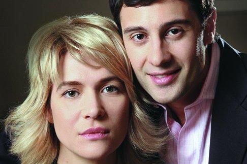 Антон и Виктория Макарские: