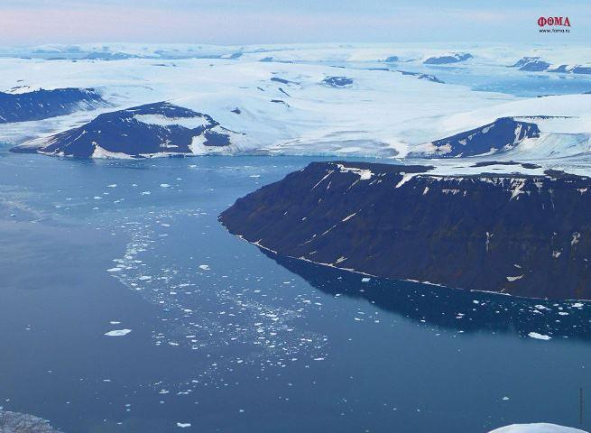 "Арктика ""оттаивает"""