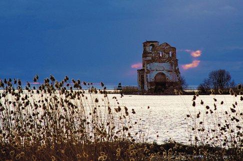 Храм, оплаканный Шукшиным