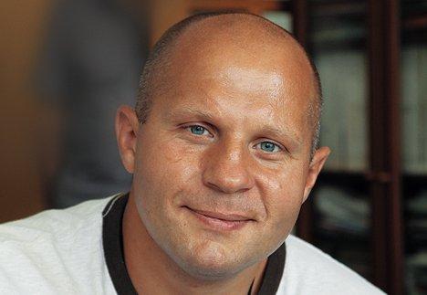 Федор Емельяненко: Веры по графику не бывает