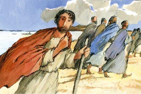 Жизнь апостола Фомы, – история святого покровителя журнала