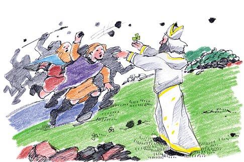 Жизнь святого Патрика