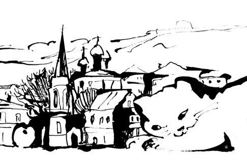 Епископ Каскеленский Геннадий (Гоголев): Красные четки