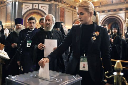 Демократия в Церкви